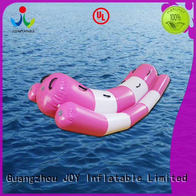 JOY inflatable floating water park wholesale for children