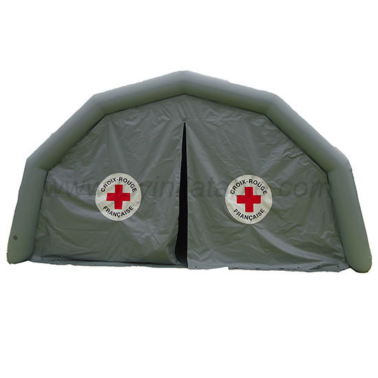 JOY inflatable army inflatable military tent with good price for kids-1