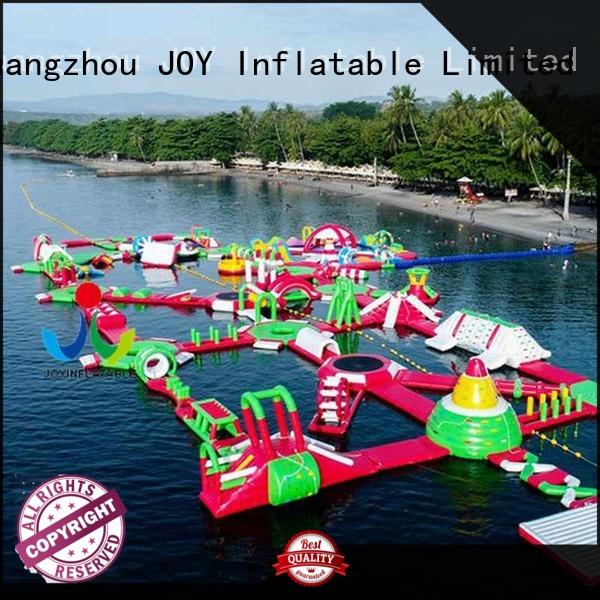 JOY inflatable blow inflatable water park for adults for children