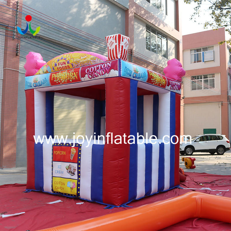 Portable Inflatable Retail Store Cube Tent For Outdoor-2