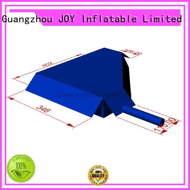 JOY cushion pit bag jump