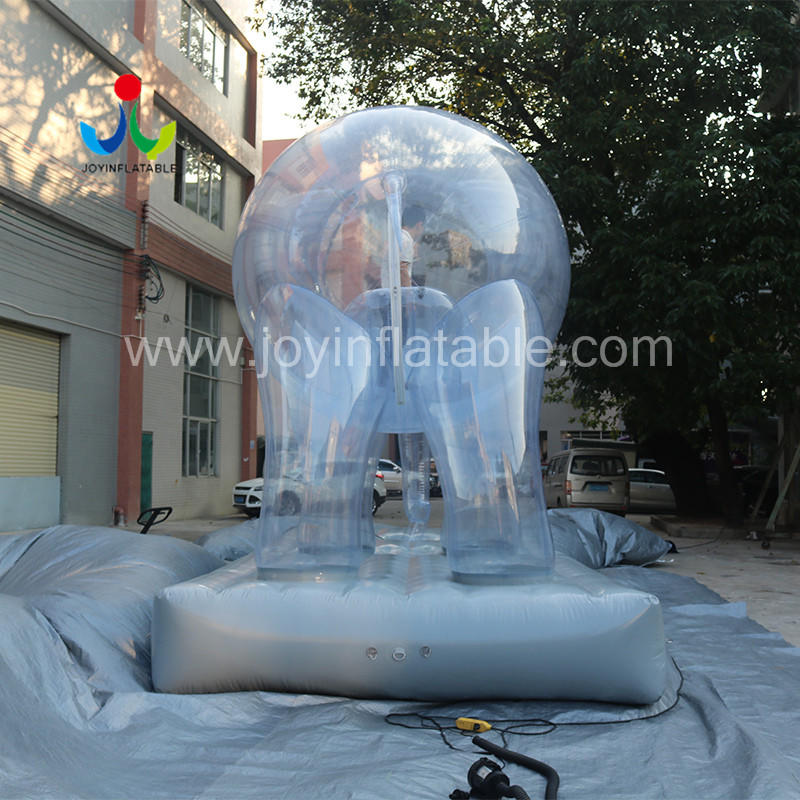 shoes inflatable advertising with good price for outdoor-2