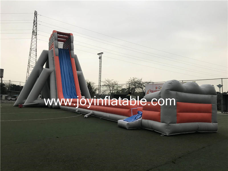 JOY inflatable quality best inflatable water slides from China for kids-1