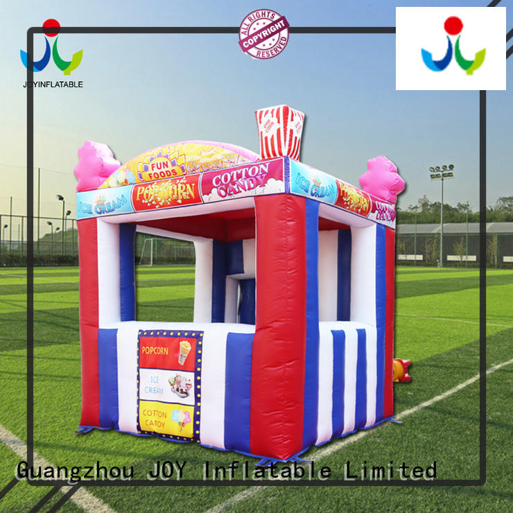 JOY inflatable fun blow up marquee personalized for kids