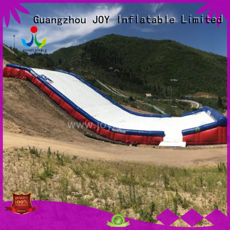 JOY inflatable foam pit airbag from China for children