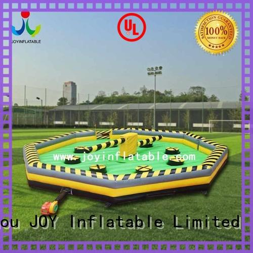 riding inflatable football game series for children JOY inflatable