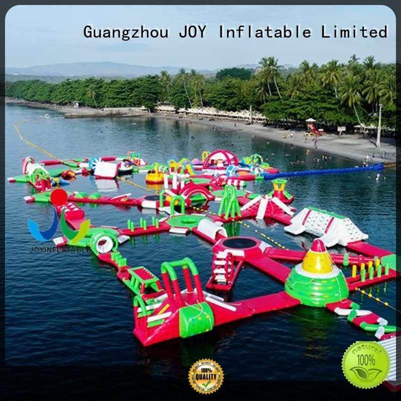 water toys JOY inflatable Brand inflatable water park for adults