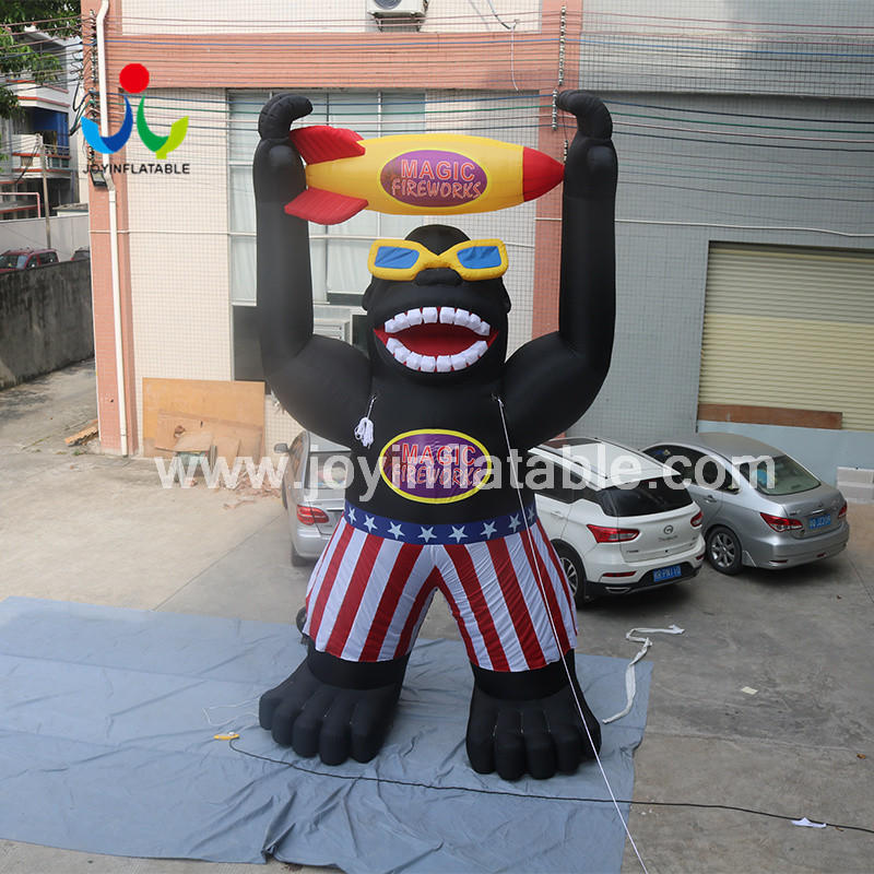 JOY inflatable amusement inflatable man with good price for outdoor-3