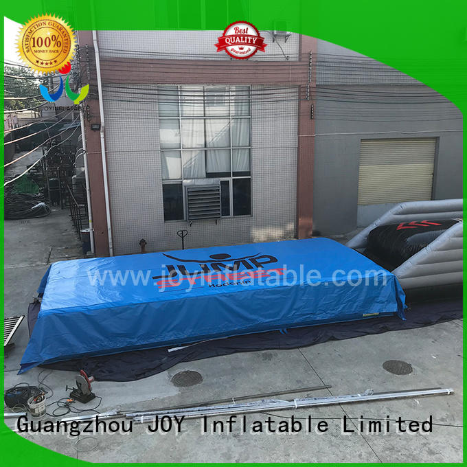 JOY inflatable pit inflatable jump pad series for outdoor