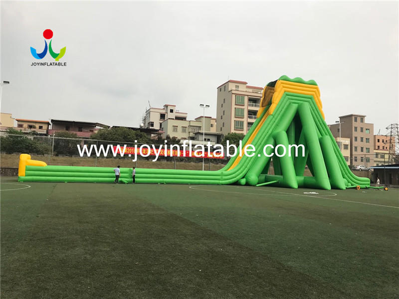 JOY inflatable inflatable slip and slide directly sale for kids-1