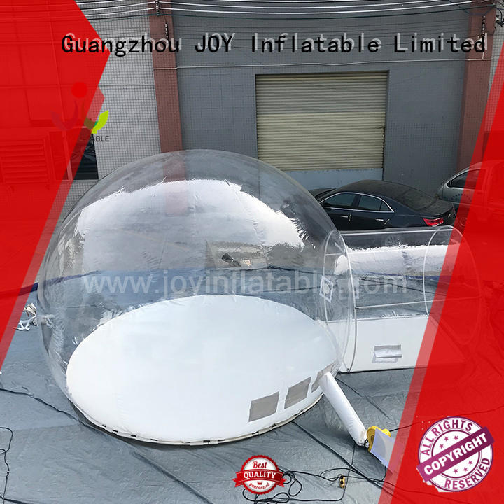 JOY inflatable inflatable tent clear bubble supplier for child