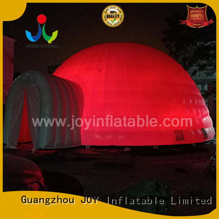 JOY inflatable igloo inflatable tents for sale for children