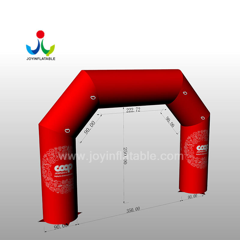 JOY inflatable bull inflatable race arch wholesale for children-1
