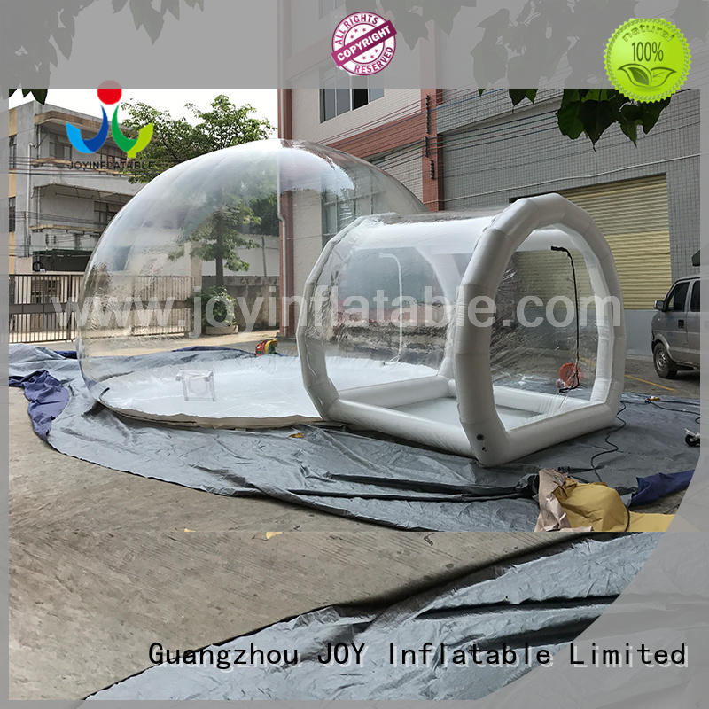 sport bubble tent personalized for child