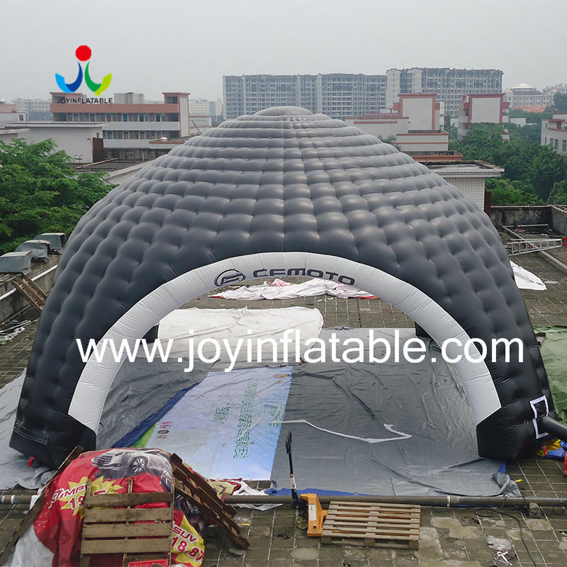 Dome Exhibition Inflatable Tent Inflatable Lightweight Tent-2