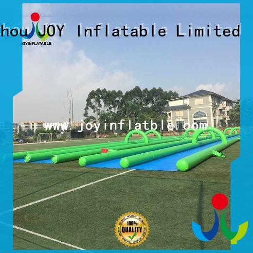 JOY inflatable reliable blow up slip n slide directly sale for kids