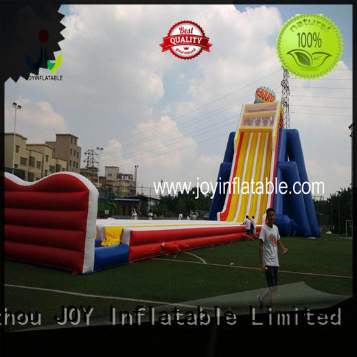 JOY inflatable practical blow up slip n slide series for child