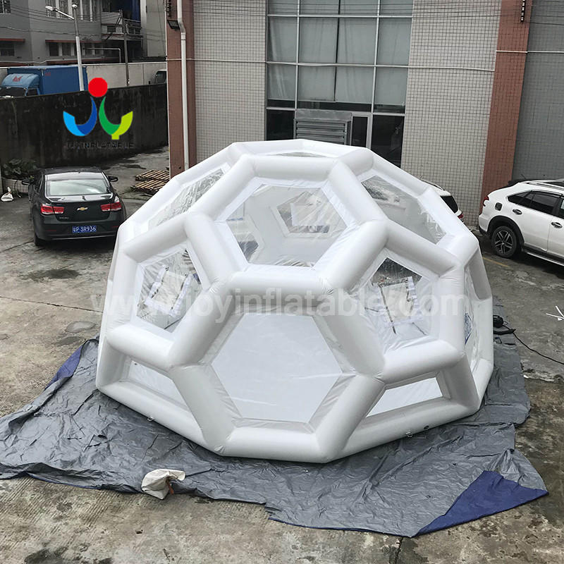 JOY inflatable globe blow up dome from China for outdoor-1