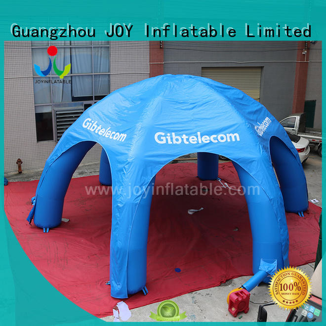 JOY inflatable spider tent inquire now for child