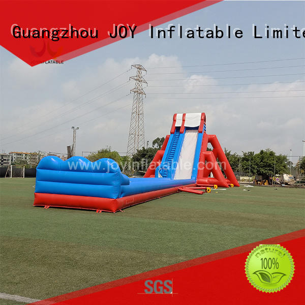 JOY inflatable inflatable slip and slide directly sale for children