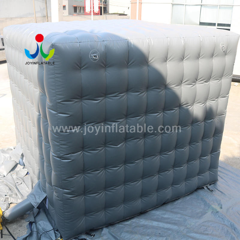 trampoline Inflatable cube tent wholesale for children-3