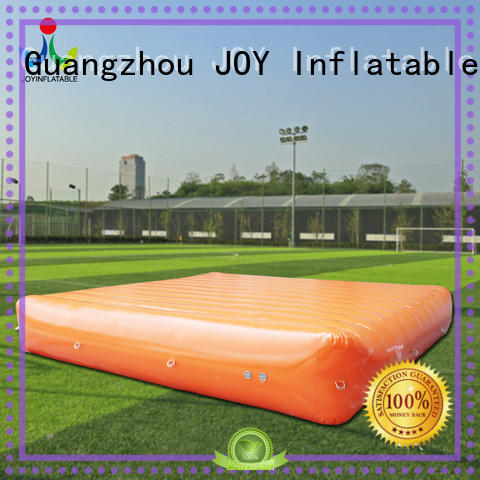 inflatable crash pad hill landing bag jump JOY inflatable Brand