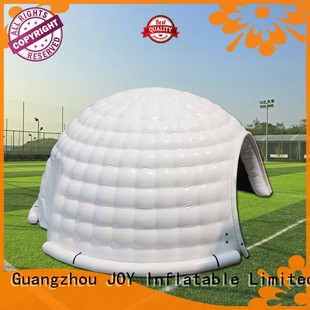 JOY inflatable light inflatable pole tent series for outdoor