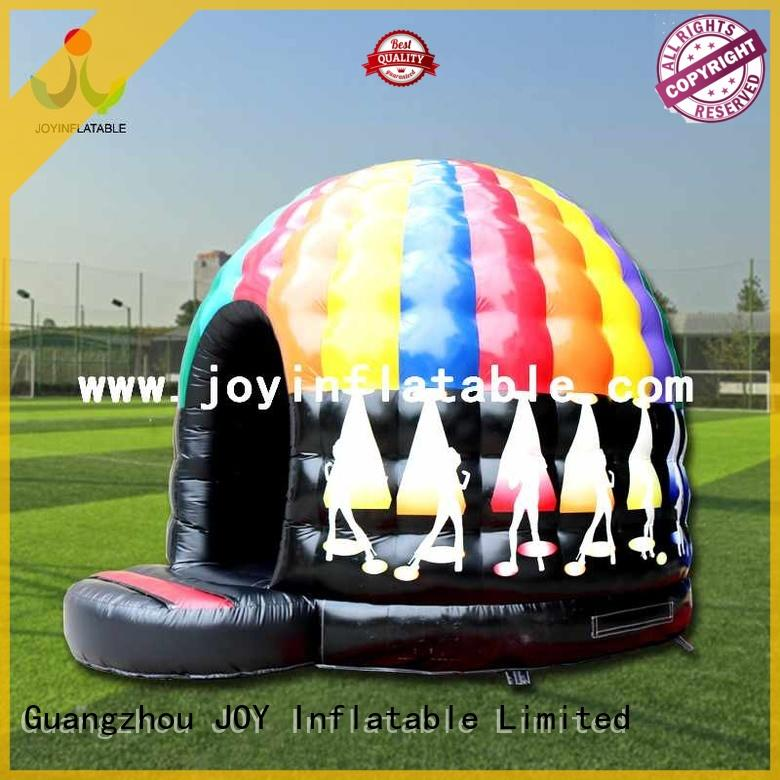 JOY inflatable Brand cloth weight hot sale custom inflatable tent manufacturers