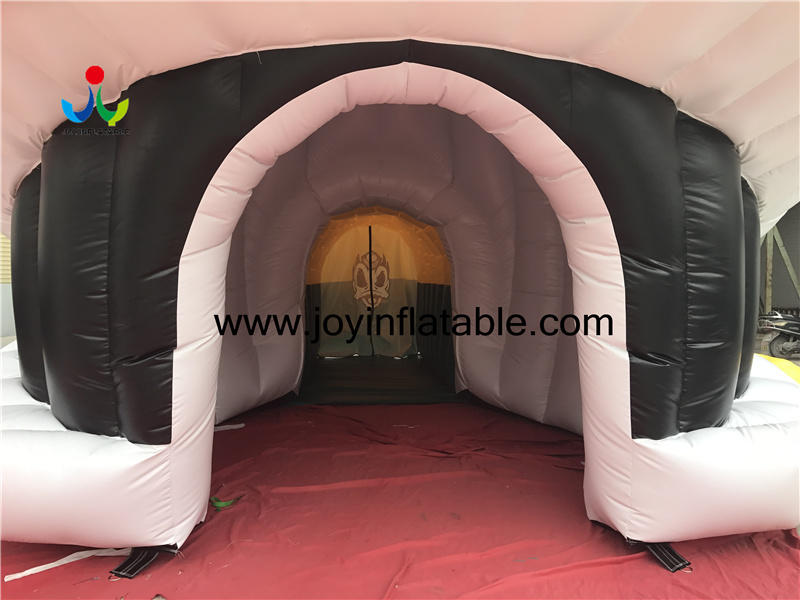 Inflatable Helmet Sport Tunnel Entrance Tent For Sale-3