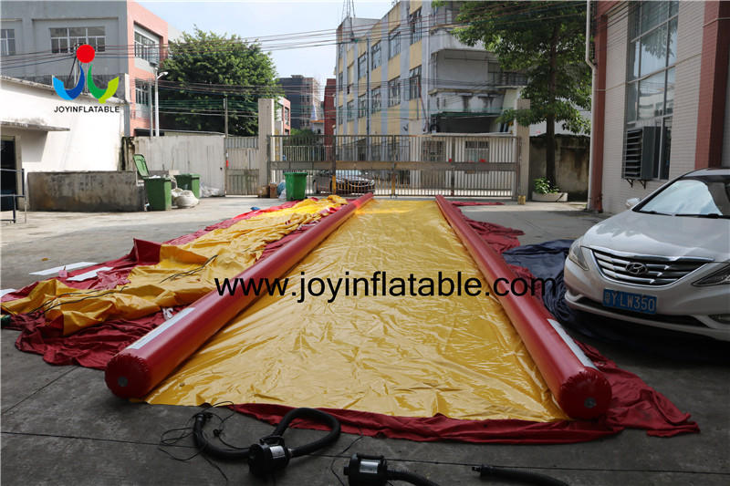 Crazy Slip N Slide Inflatable Outside Slide the City Water Slide with Pool-1