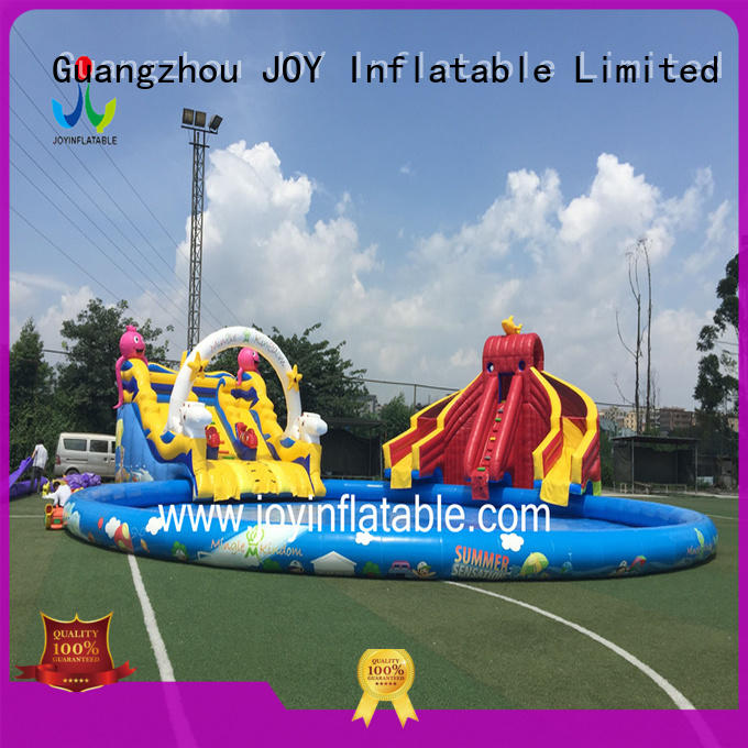 JOY inflatable inflatable city wholesale for child