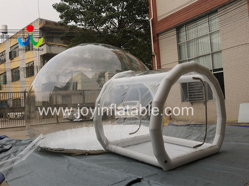JOY inflatable rolling ball bubble tent purchase for child-1