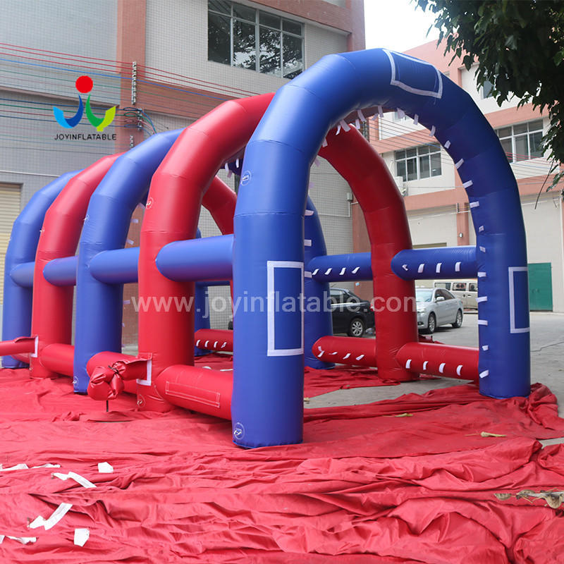 racing inflatable race arch wholesale for kids-1