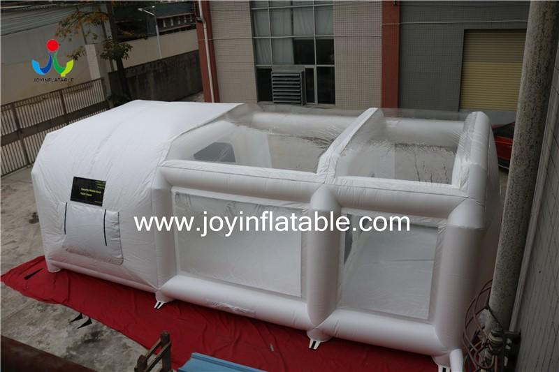 JOY inflatable portable inflatable spray booth for sale for kids-1
