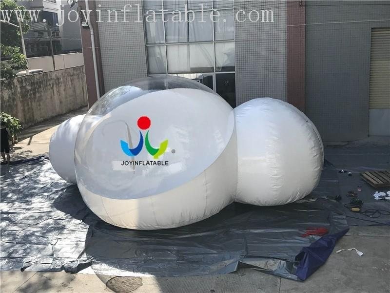 large bubble tent personalized for outdoor-1