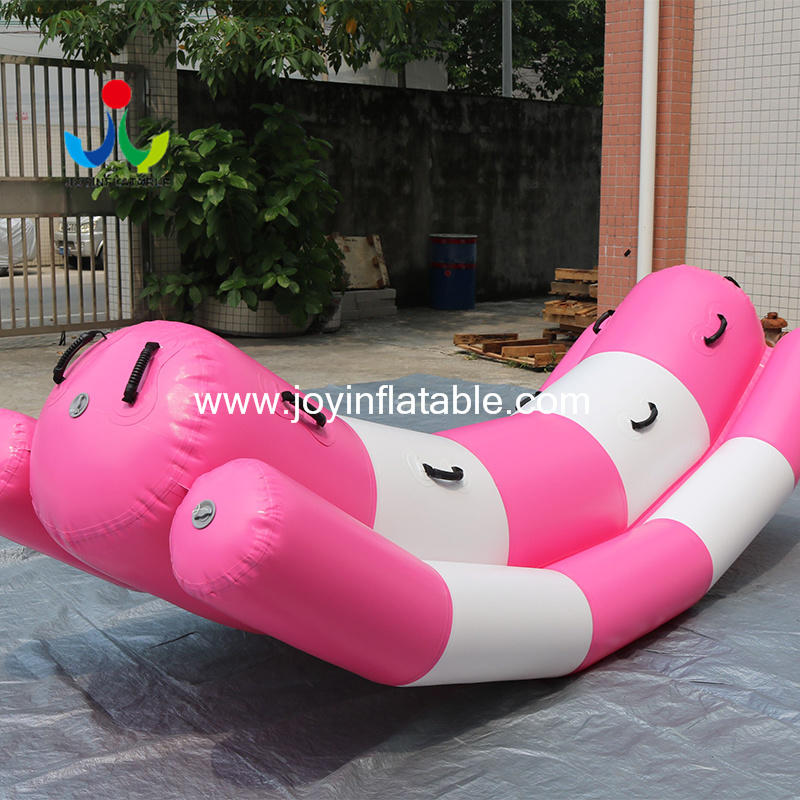 iceberg blow up trampoline factory price for children-1