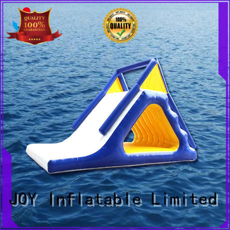 JOY inflatable inflatable floating water park wholesale for kids