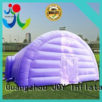 floating Inflatable cube tent personalized for kids