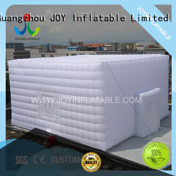 light popular Inflatable cube tent tunnel JOY inflatable