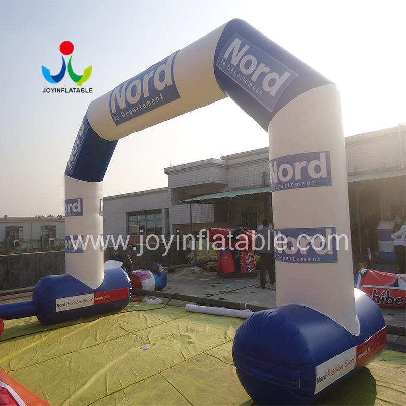 start inflatable race arch supplier for outdoor-3