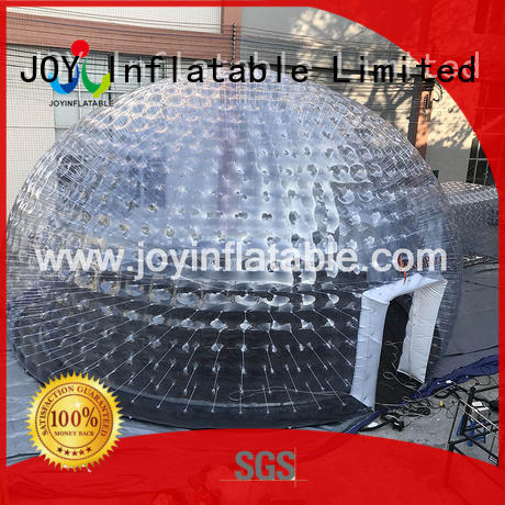 JOY inflatable exhibition inflatable dome tent from China for kids