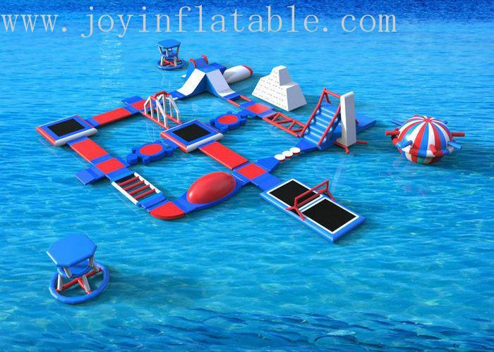 aqua inflatable water trampoline wholesale for children-2
