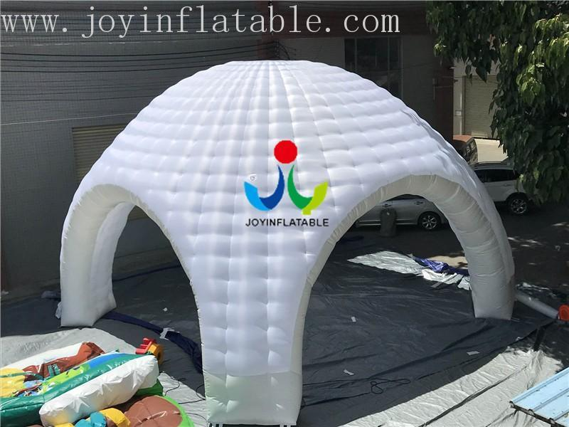 lighting inflatable igloo tent series for children-2