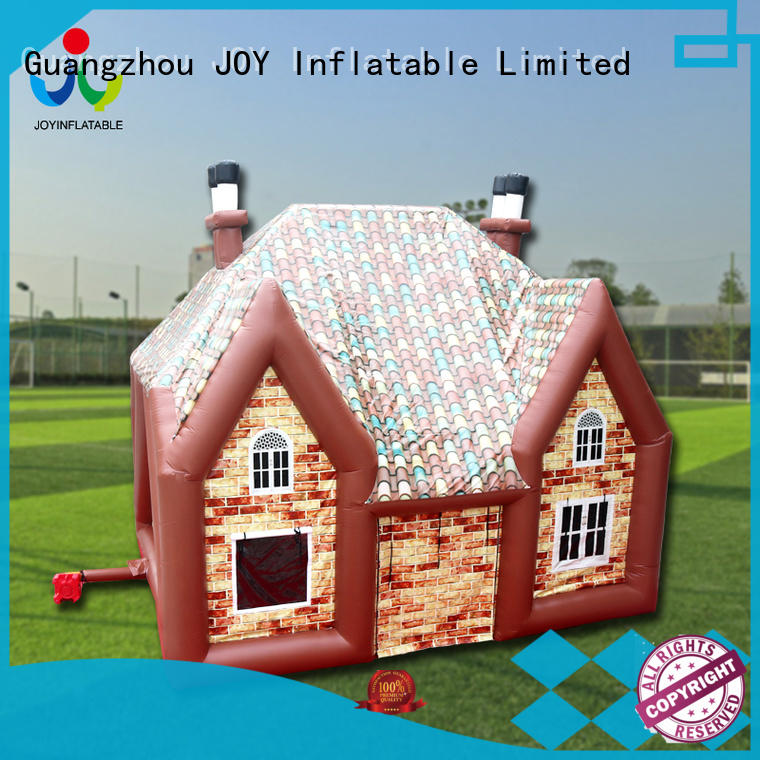 JOY inflatable equipment inflatable house tent wholesale for children