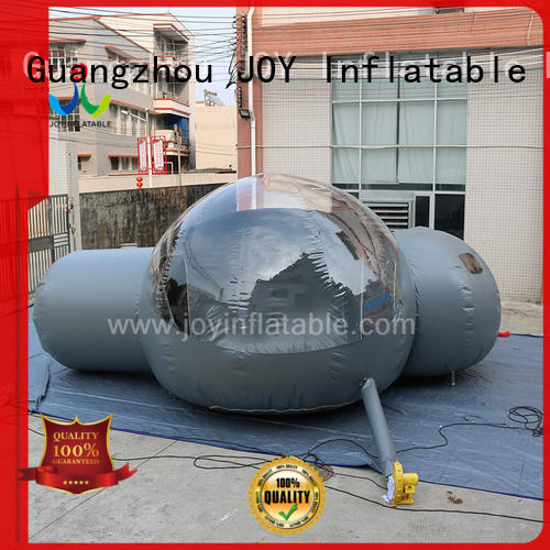 JOY inflatable inflatable bubble tent house dome factory price for kids