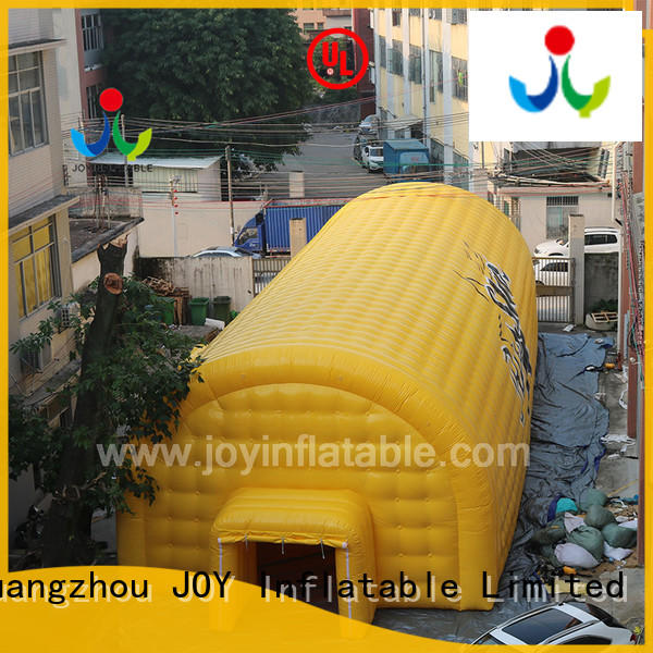JOY inflatable electric blow up tent for sale for outdoor