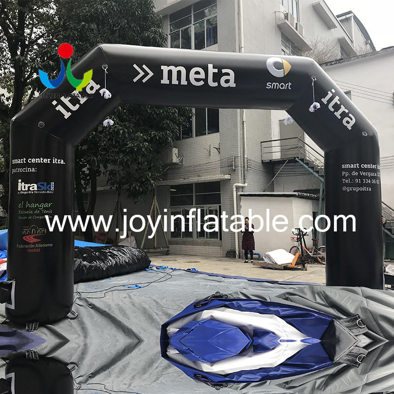 gate inflatable arch wholesale for outdoor-1