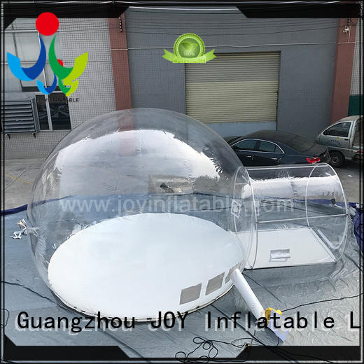 JOY inflatable sport bubble dome tent supplier for outdoor