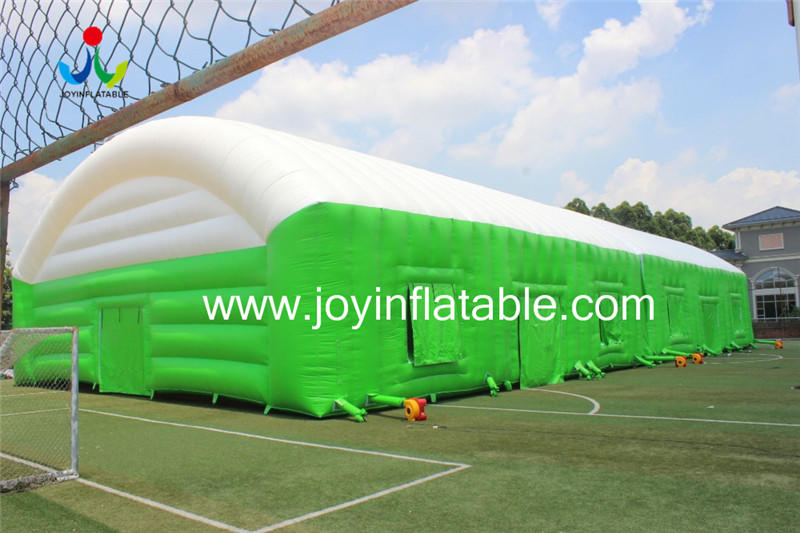 JOY inflatable canvas blow up event tent customized for kids-1