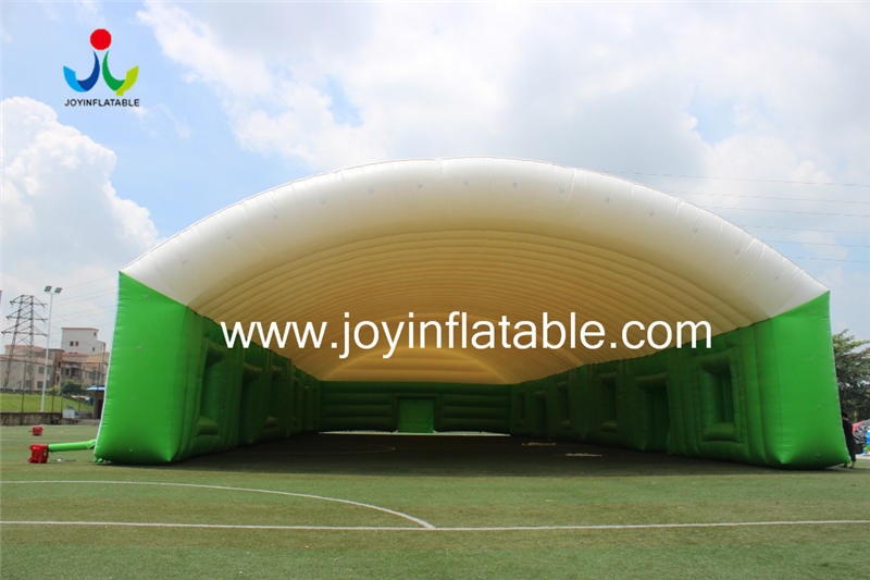 JOY inflatable canvas blow up event tent customized for kids-3